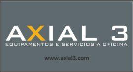 AXIAL 3 EQUIPAMIENTOS Y SERVICIOS A LA OFICINA, S.L.